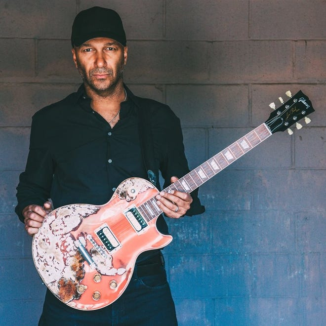 Tom Morello plays Friday at El Club Detroit.