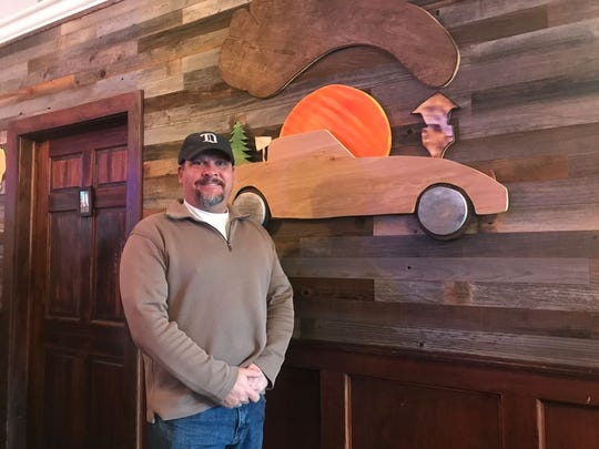 Dean Bach is the owner of Dino's and M-Brew bar-restaurants in Ferndale.