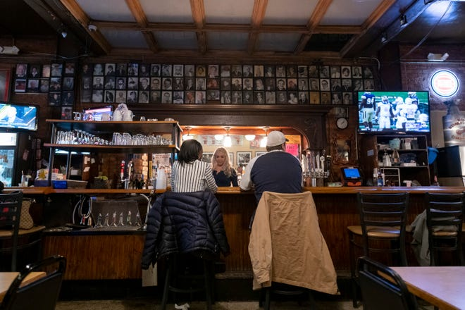 The Anchor Bar in Detroit is a multiple winner of best dive bar and best hockey bar awards, even if the hockey business melted away with the opening of Little Caesars Arena.