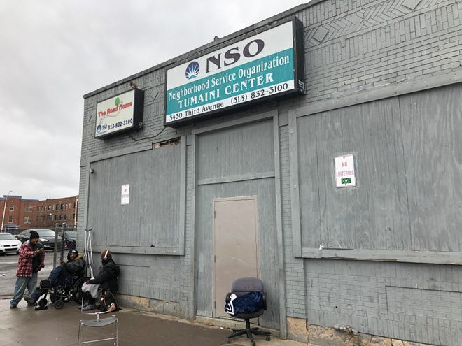 Plans by the Tumaini Center in Midtown to move to a bigger new space are in flux after an expected $1.5 million in funding from the Ilitches' Olympia Development is in doubt. The Tumaini Center is on Third Avenue near the corner of Martin Luther King Jr. Boulevard.