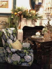 For most of us, the first step in making the holidays magical is dressing our homes for the season. (Mary Carol Garrity)