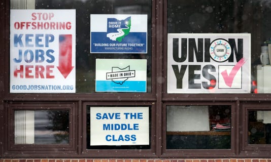 union signs