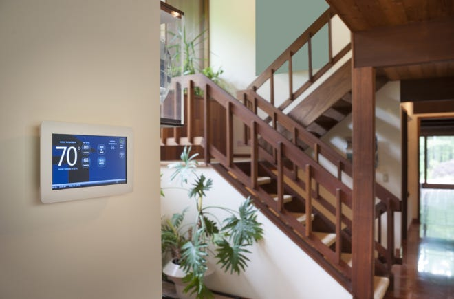 Installing a smart thermostat can save the average homeowner nearly $200 a year. (Dreamstime)