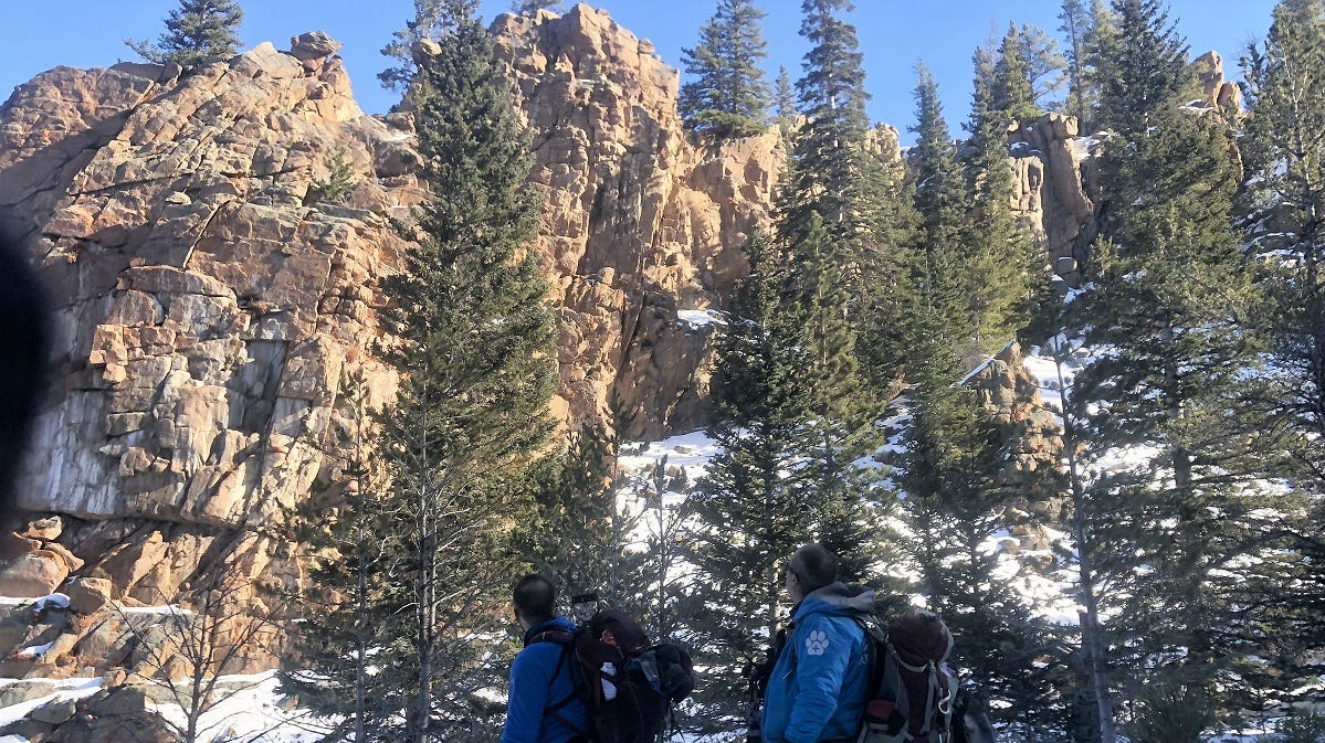 Parents of hiker missing on Longs Peak: Suspending search for Micah Tice 'wrong' call by National Park Service