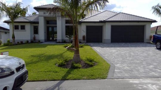 This home at 5227 Tamiami Court, Cape Coral, recently sold for $800,000.
