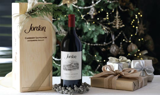 Cabernet sauvignon is one of two wines that Jordan Winery specializes in.