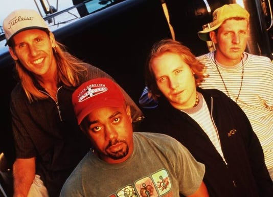 Hootie The Blowfish Back Together With New Music Tour