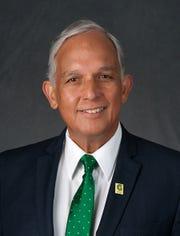 Robert A. Underwood was named president emeritus of the University of Guam on Nov 15.