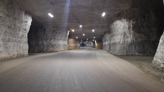 The Marengo Underground 5K returns June 29, and takes runners to an underground warehouse.