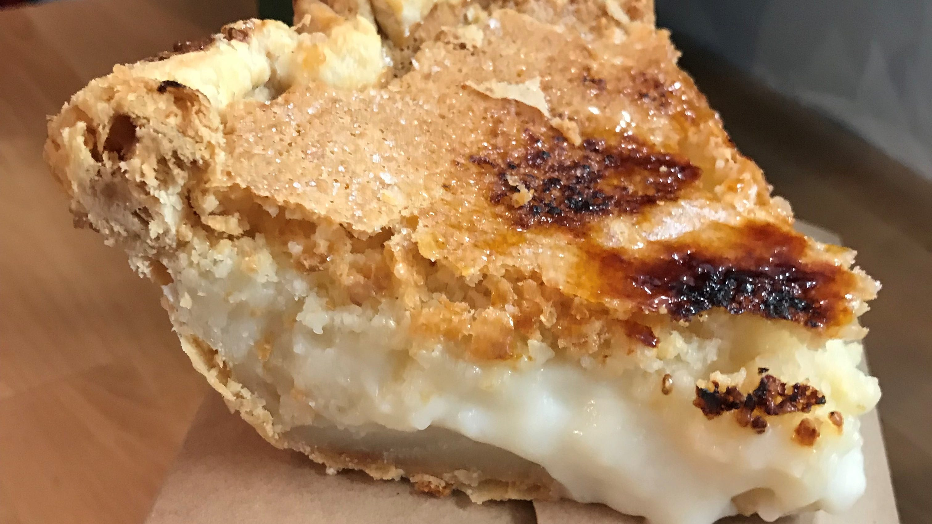 Indiana's favorite sugar cream pie gets creme...