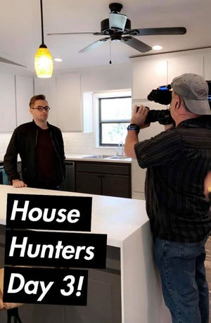 """Zachary Henry will be featured on an episode of """"House Hunters"""" that was filmed in the Fondren area in Jackson. The episode airs on HGTV on December 3, 2018."""