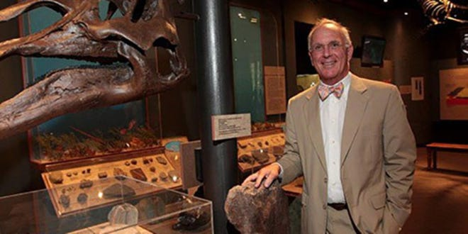 Jeff Chapman, the director of McClung Museum of Natural History and Culture for 29 years, announced he will retire at the end of the 2019 spring semester.