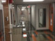 Clement Hall at the University of Tennessee, Knoxville, flooded on Sunday morning after a pipe burst on the seventh floor.