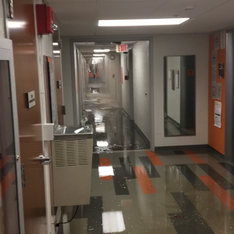 Three UT students arrested in Clement Hall vandalism that caused $2M in damage
