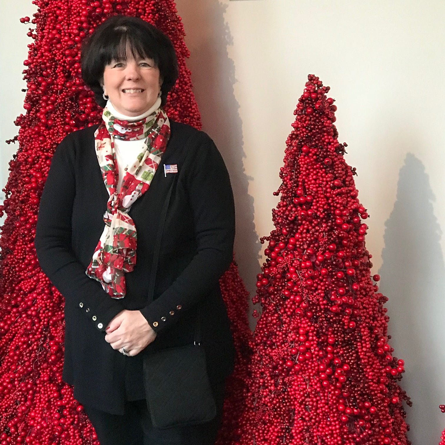 Bangert: Lafayette Gold Star Mom helps decorate White House for Christmas