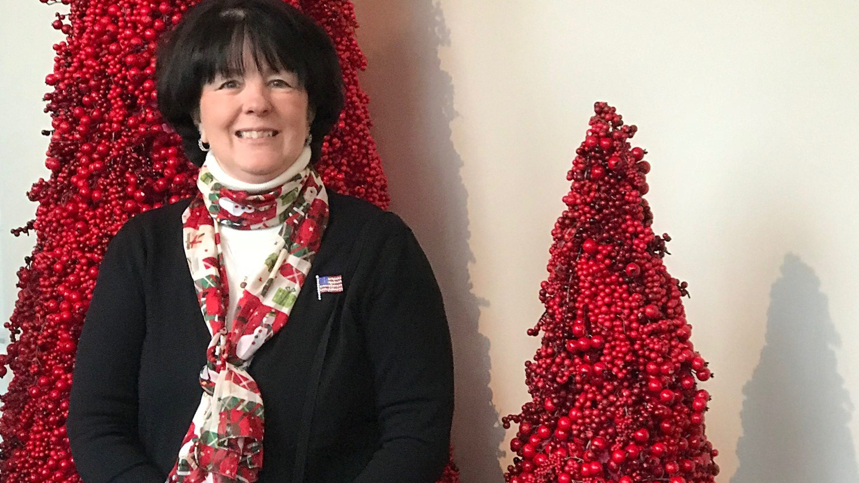 bangert lafayette gold star mom helps decorate white house for christmas