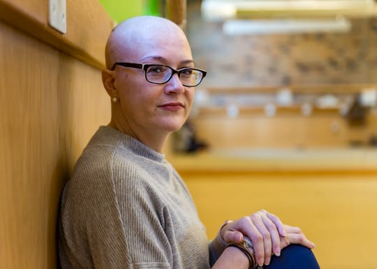 Stephanie Bradley is a source of strength for everyone around her.