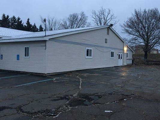 Dog Daycare Building