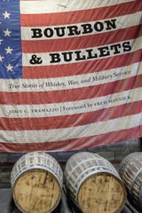 """Bourbon & Bullets: True Stories of Whiskey, War, and Military Service"" by  John C. Tramazzo"