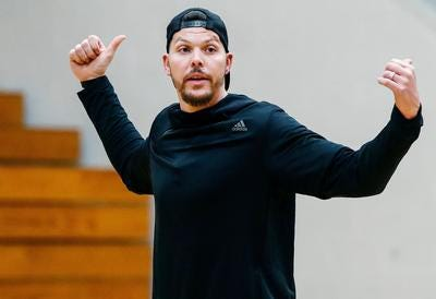 Mike Miller, former professional basketball player and University of Memphis assistant coach, has plans to open Let it Fly, a sports bar and driving range in Germantown.