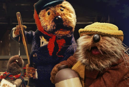 "The holiday classic ""Emmet Otter's Jug-Band Christmas"" screens Monday at the Paradiso as part of a program of Jim Henson holiday specials."