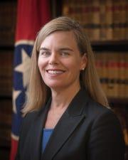 Dist. Atty. Gen. Amy Weirich
