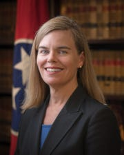 Dist. Atty. Gen. Amy Weirich