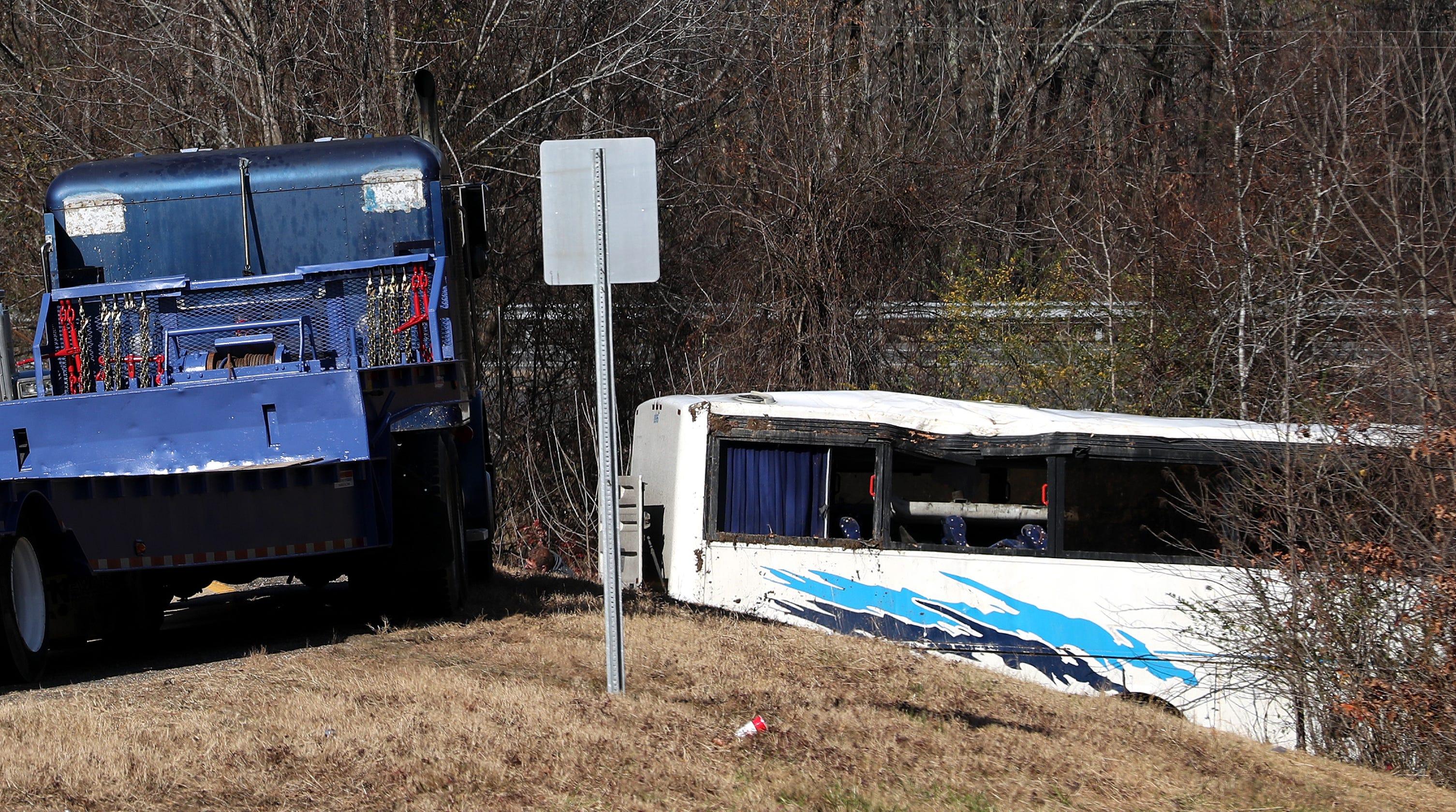 Arkansas bus crash: What we know about the Memphis football team crash