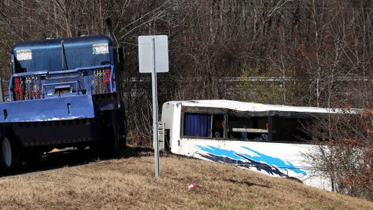 Arkansas bus crash: What we know about the Memphis football