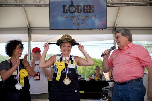 Pamela Gelsomini Wins 2018 Cook Off