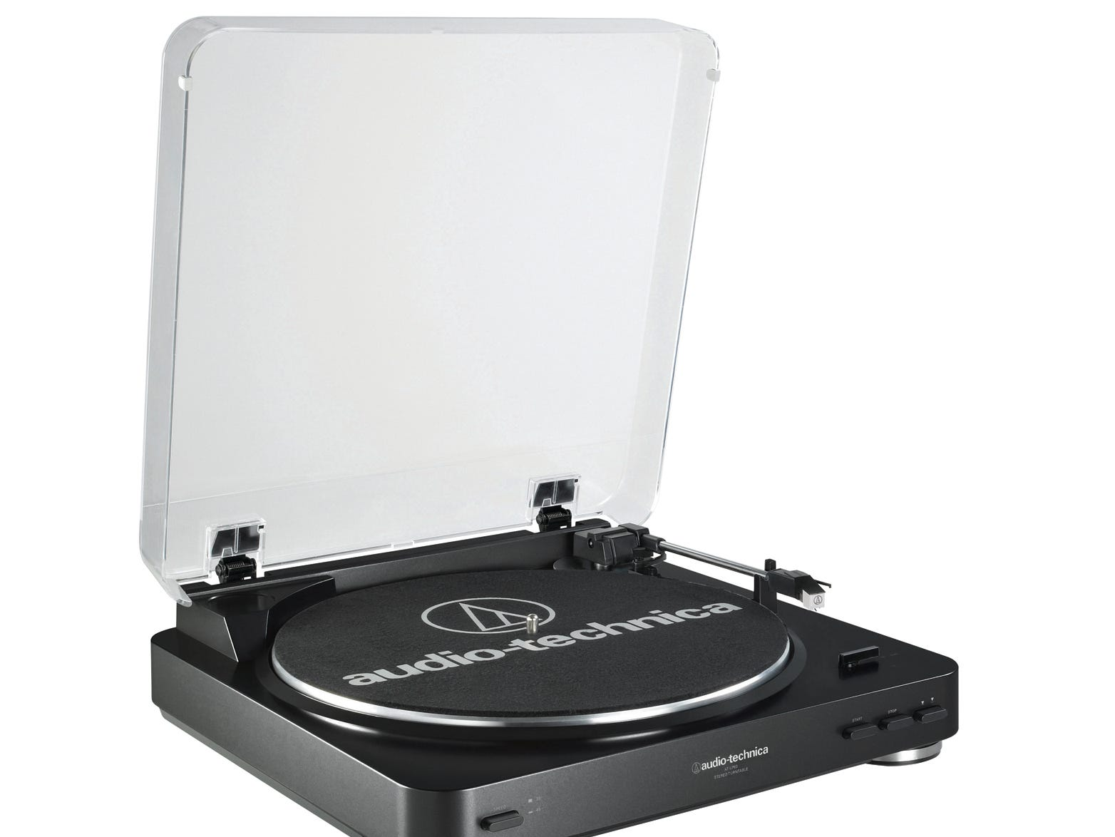 AT-LP60-USB, $129. An excellent entry level turntable.