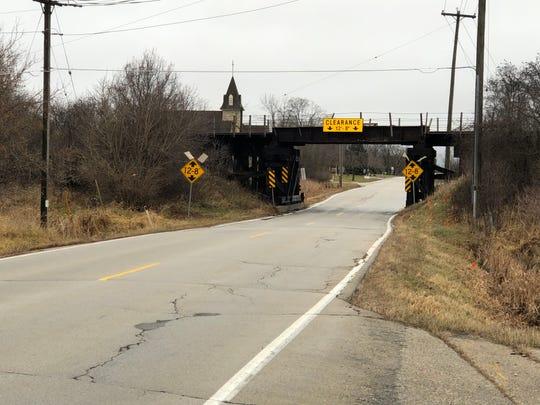 A bridge on Brown Street in Oconomowoc will be raised by 3 feet in 2020.