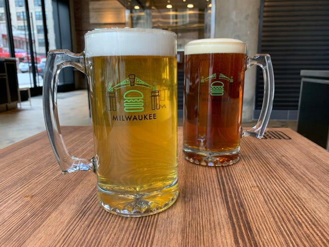 Shake Shack celebrates a year in Milwaukee with specialty steins.