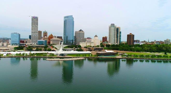 Milwaukee's lakefront.