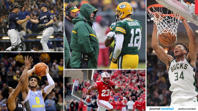 Subscribe to the Journal Sentinel today for the best sports coverage in Wisconsin.