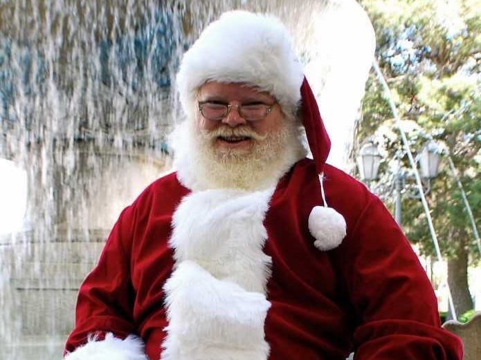 What does it take to be Santa? We asked someone behind the beard from St. Francis
