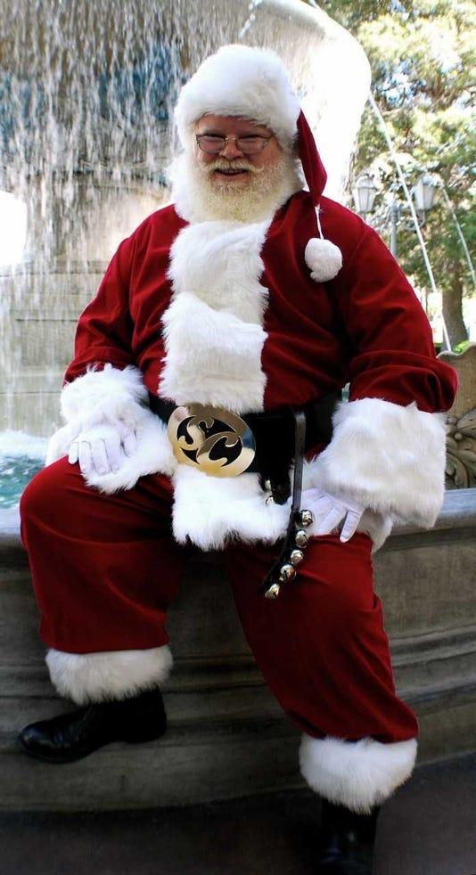Santa Shane