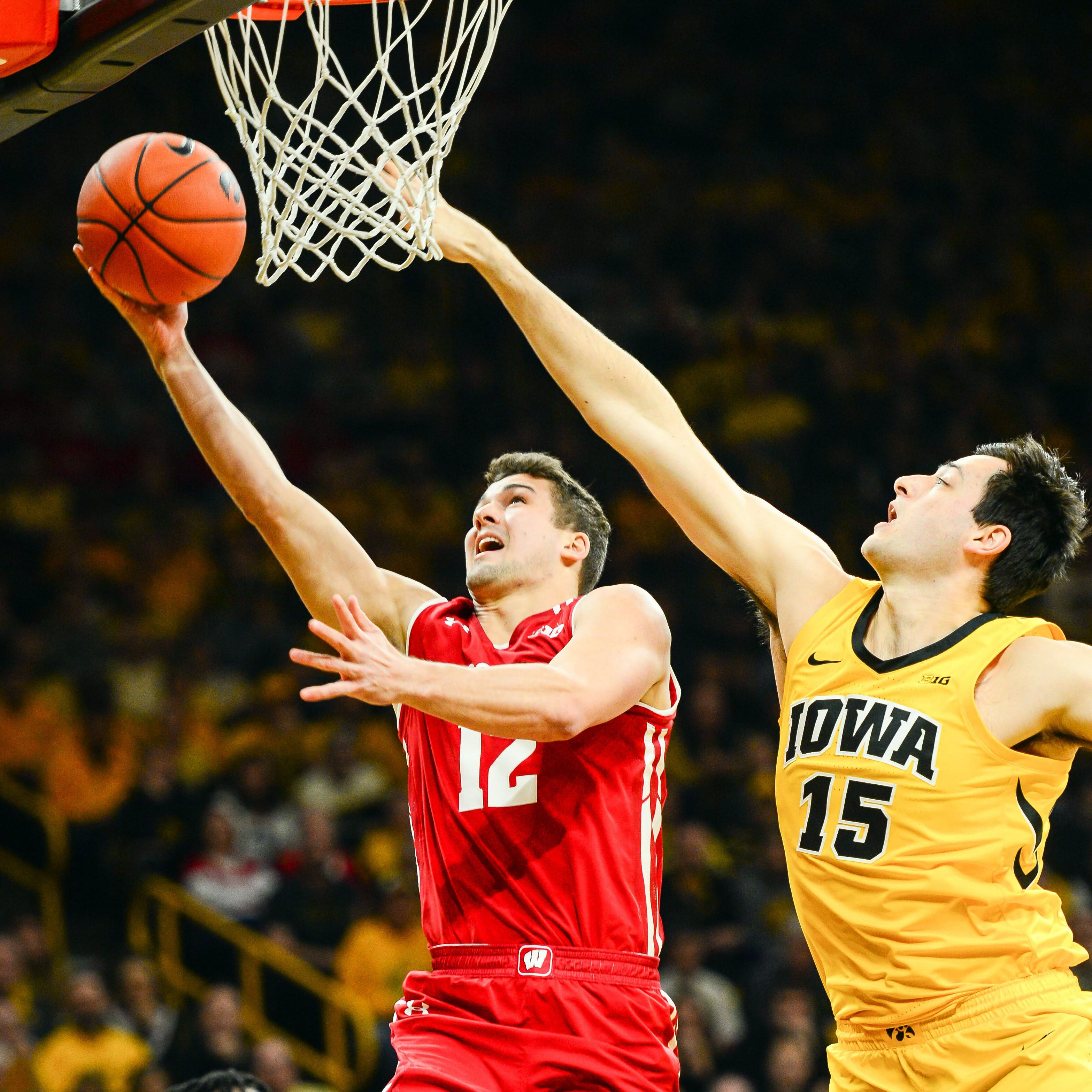 Badgers basketball: Ex-SPASH standout Trevor Anderson copes with season-ending knee injury