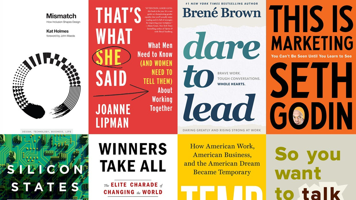 Milwaukee S 800 Ceo Read Names Finalists For Business Book Of The Year