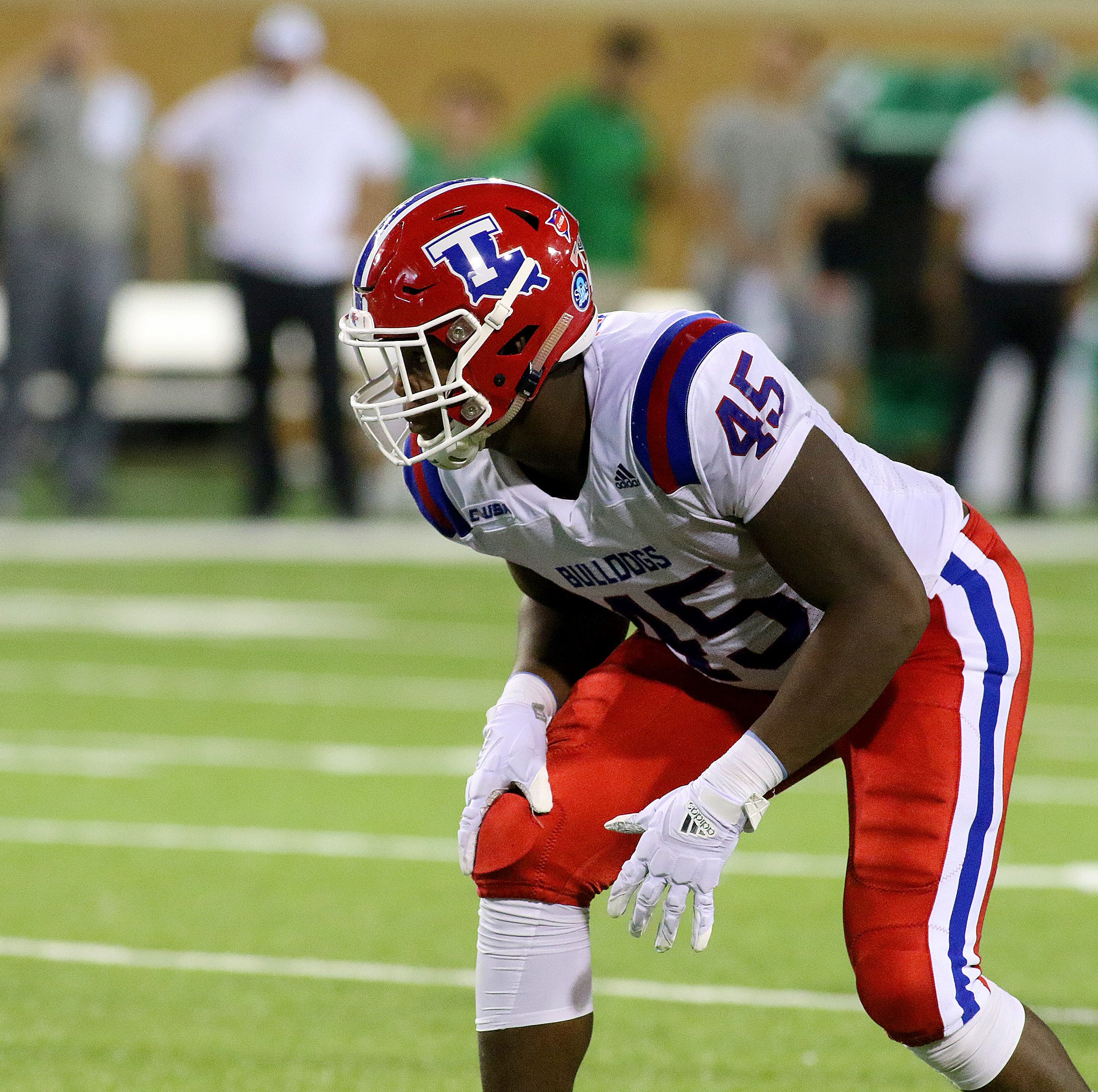 Louisiana Tech's Jaylon Ferguson is a Ted Hendricks Award finalist