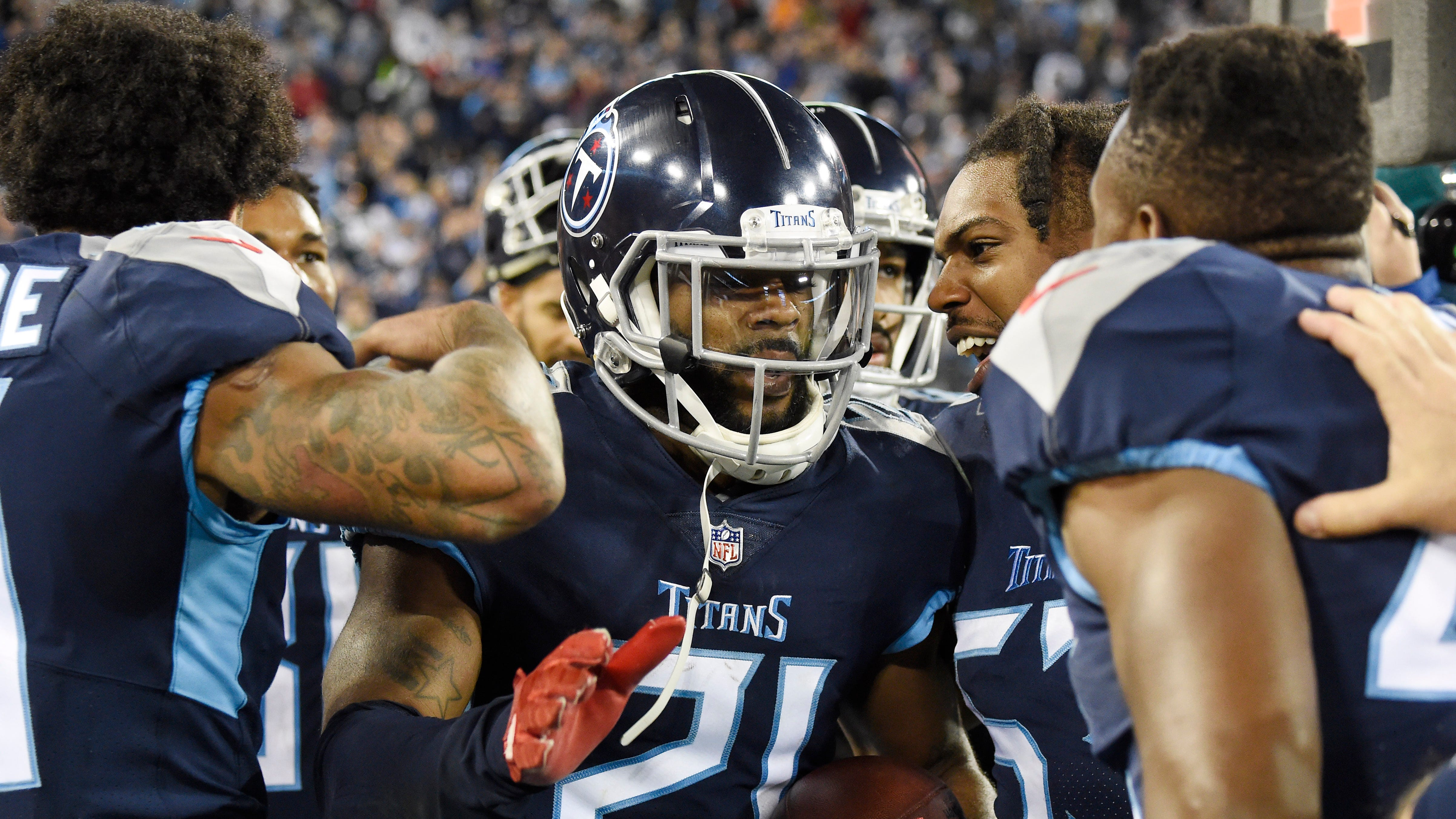 Titans Report Card A Messy Win Vs Lowly Jets Yields