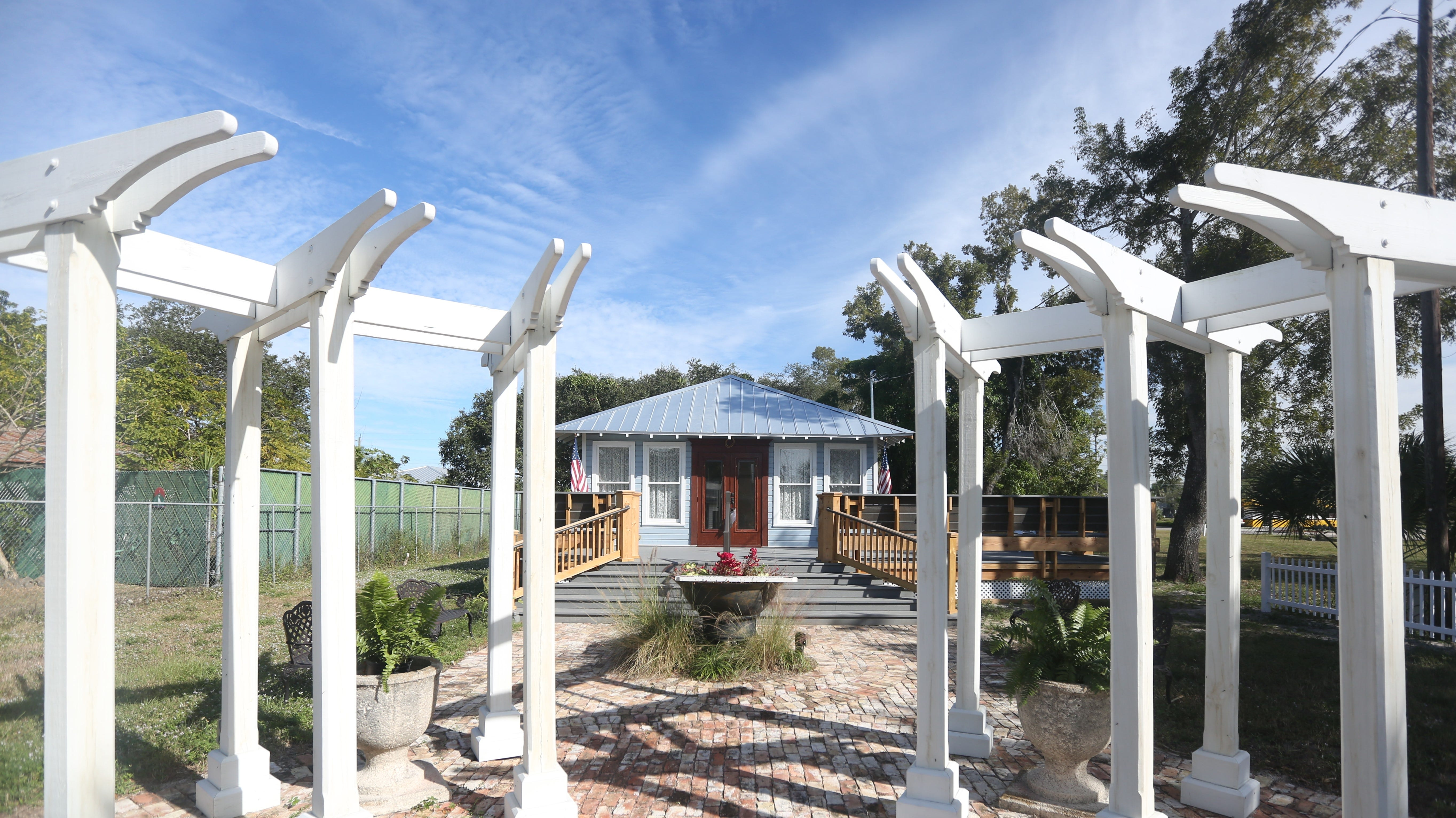 After more than a year of renovations and fixes, the McSwain House in downtown Bonita Springs is nearly back to its former glory.