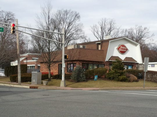 Wyckoff Dairy Queen in 2013.