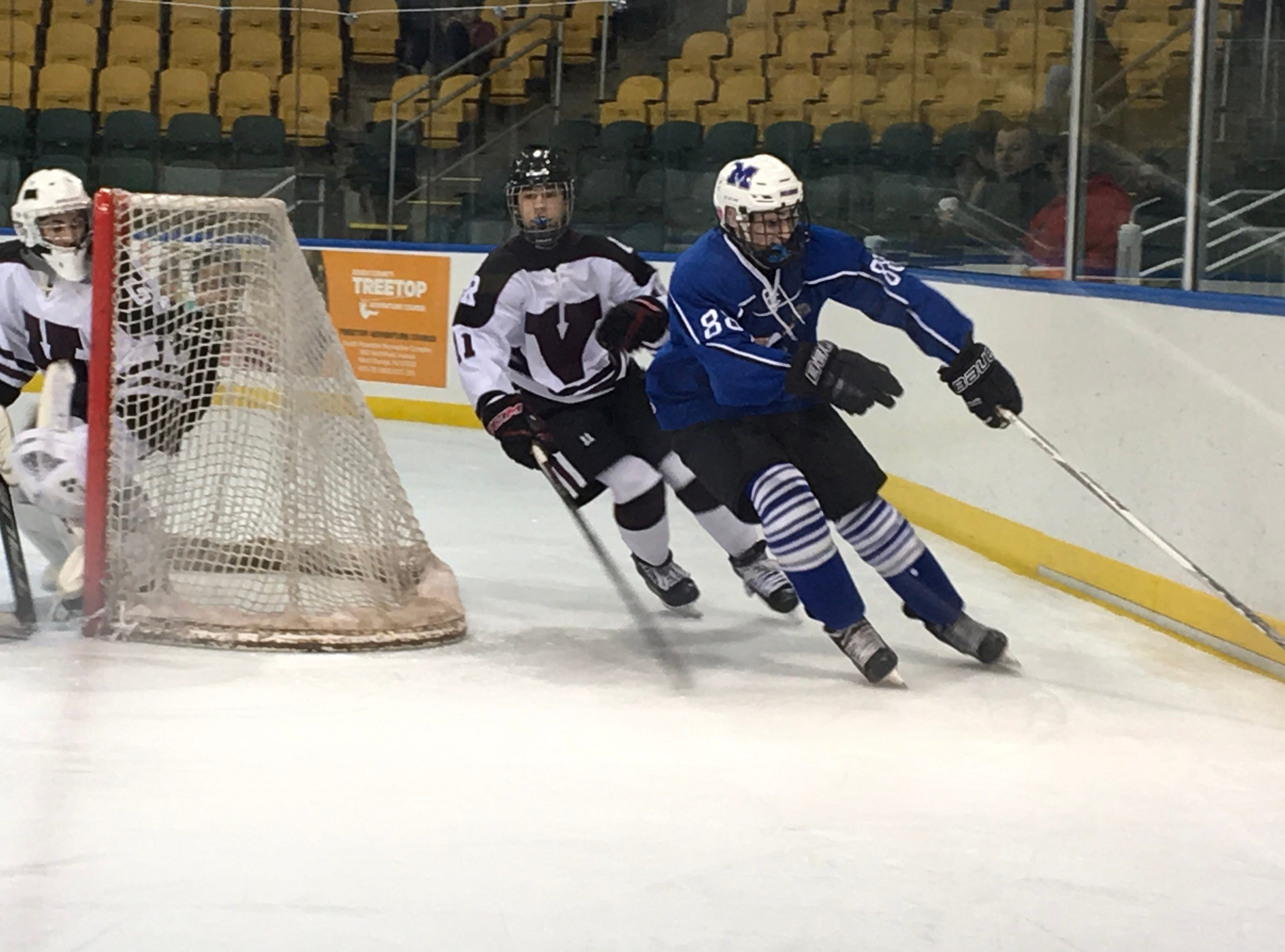 Millburn hockey opens season with victory over Verona-Glen Ridge