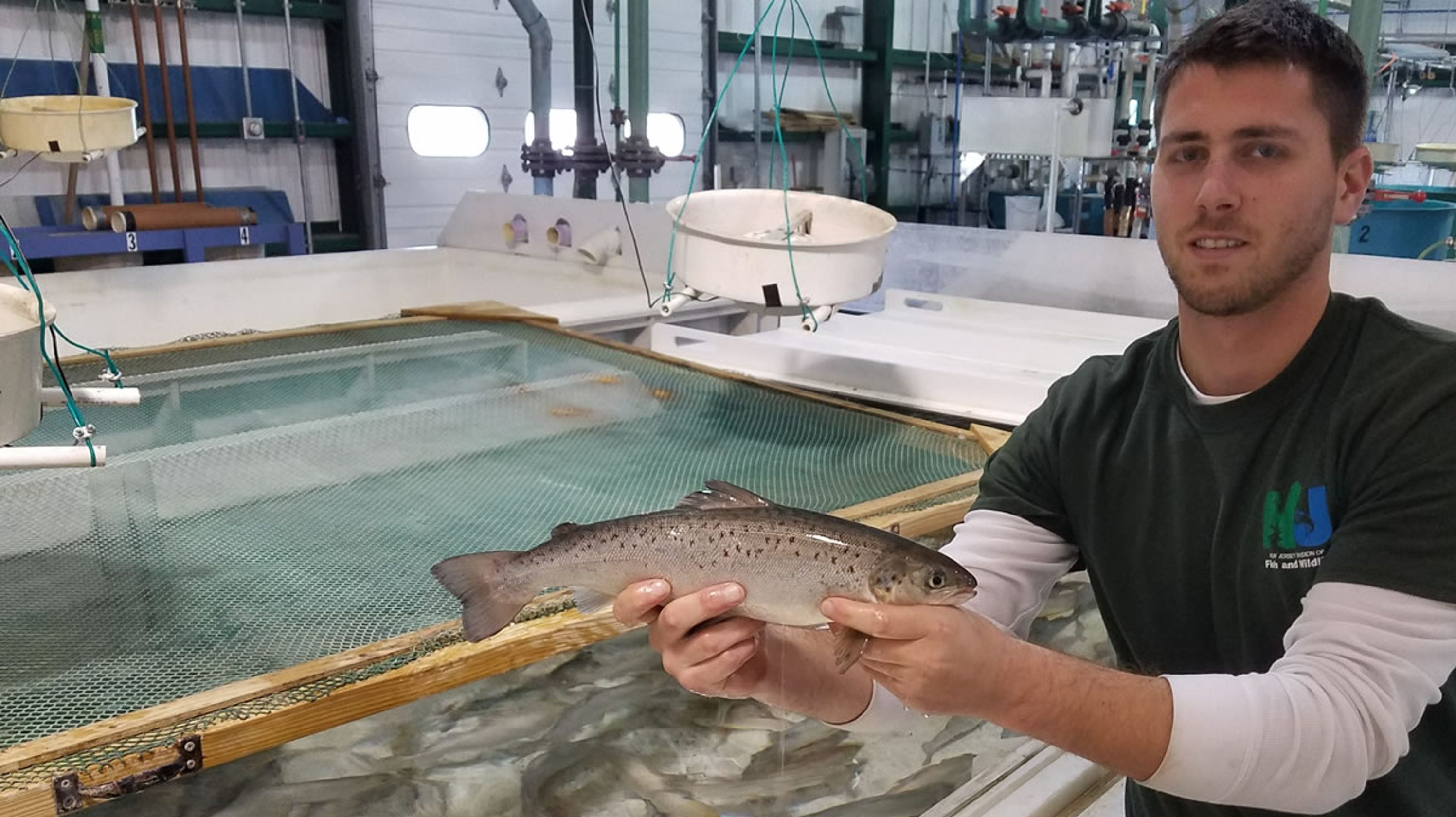 New Jersey expands salmon fishing program to fourth lake