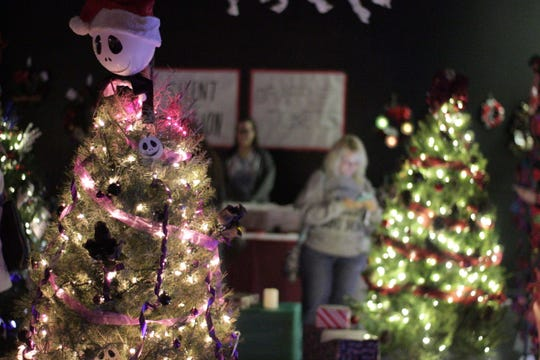 The third annual Festival of Trees returns to Las Cruces Dec. 6 through 8 and benefits participating local nonprofits.
