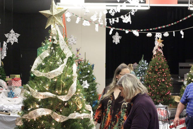 The Las Cruces Festival of Trees takes place from  4 p.m. to 8 p.m., Thursday, Dec. 6 and Friday, Dec. 7, and 11 a.m. to 7 p.m. Saturday, Dec. 8.
