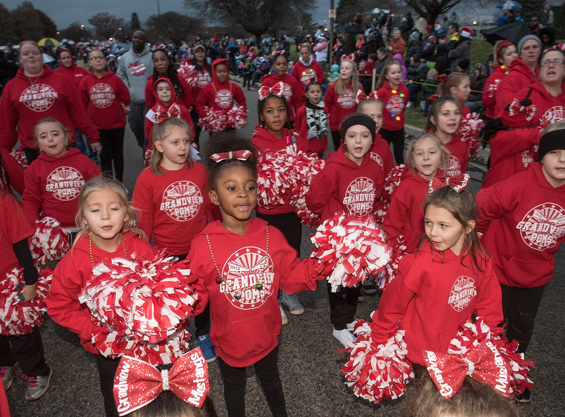 Merry & Bright, Livonia's Holiday Parade.