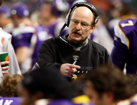 The Minnesota Vikings hired Brad Childress as their coach before the Packers could interview him.