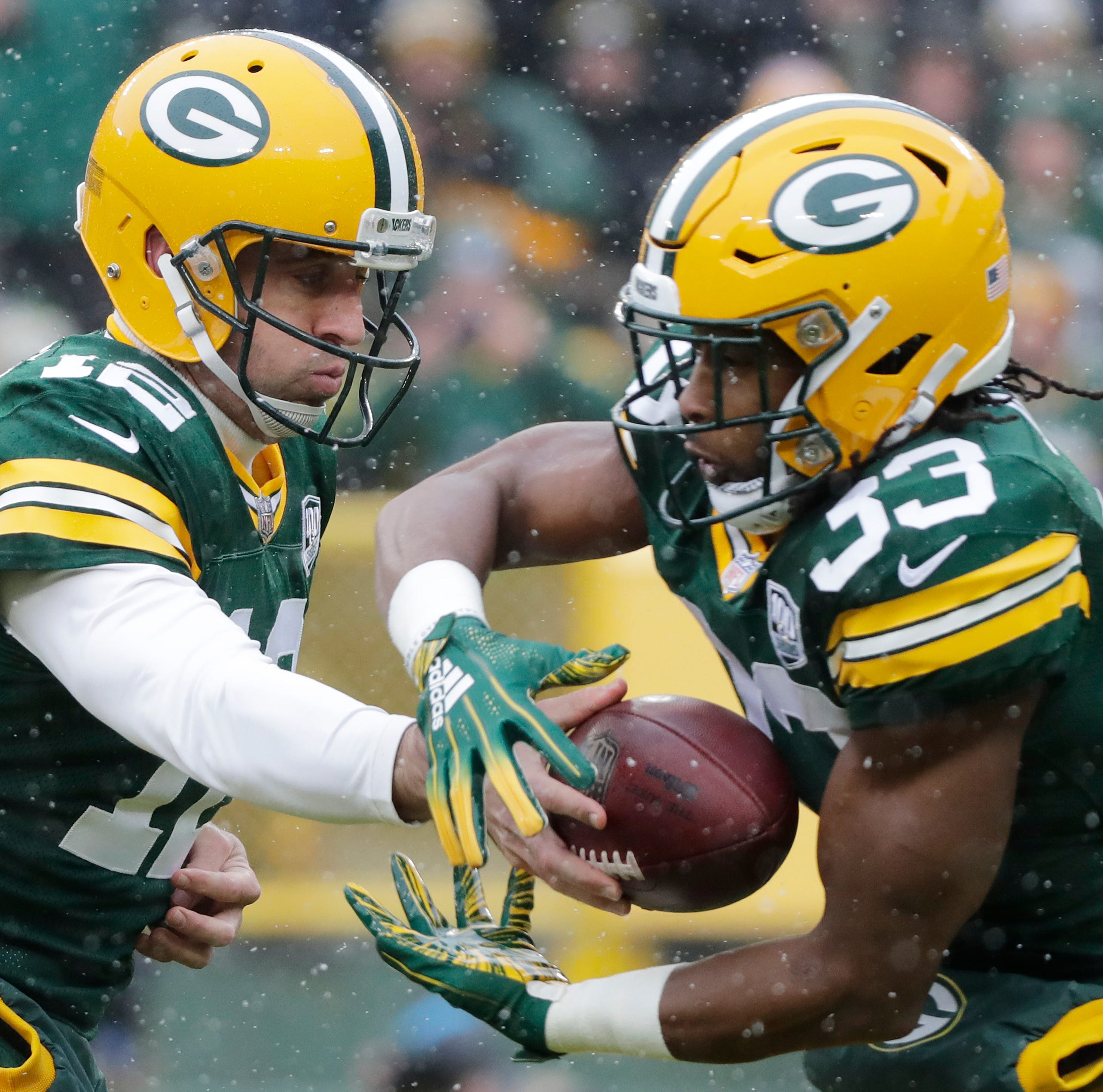 Packers' Aaron Jones welcomes more carries to dispel injury-prone label